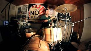 Luke Smartnick - Boxcar Racer - All Systems Go (DRUM COVER)