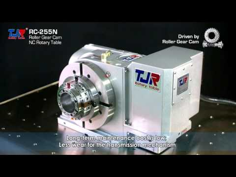 CNC 4th axis rotary  table