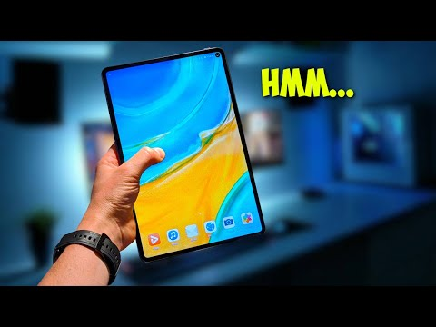 External Review Video wCTZrSsGtc8 for Huawei MatePad Pro 5G Tablet