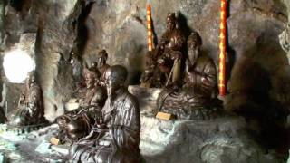 preview picture of video 'Thailand - Bangkok:  Chee Chin Khor Temple'