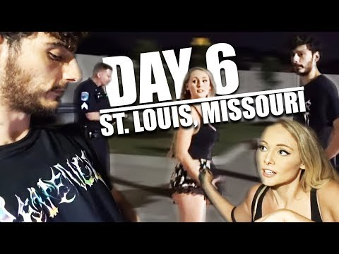 Download ICE POSEIDON - RV ROAD TRIP DAY 6 (ST. LOUIS, MISSOURI) HD Video