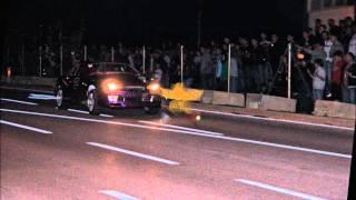 preview picture of video '401 Street race Žminj - Opel calibra Turbo - time 9.708 -'