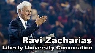 Ravi Zacharias - Liberty University Convocation