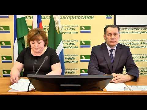 Публичные слушания по проектам исполнения бюджета городского поселения г. Мелеуз Республики Башкортостан за 2019 год