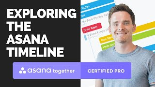 Exploring the new Asana Timeline
