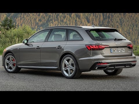 2020 Audi A4 Avant 40 TDI quattro - Sporty and Sophisticated Wagon
