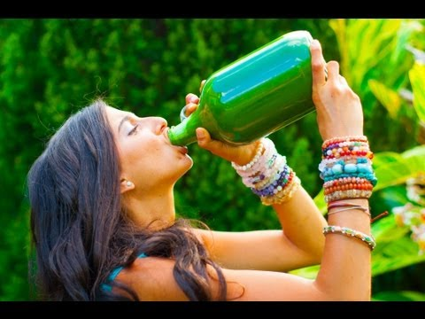 Video The Anti-Cancer Green Juice
