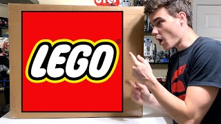 The CRAZIEST LEGO UNBOXING EVER? From Mike...