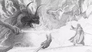 Alan Lee: Sketching Middle-Earth