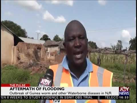 Aftermath of Flooding - The Pulse on JoyNews (18-10-18)