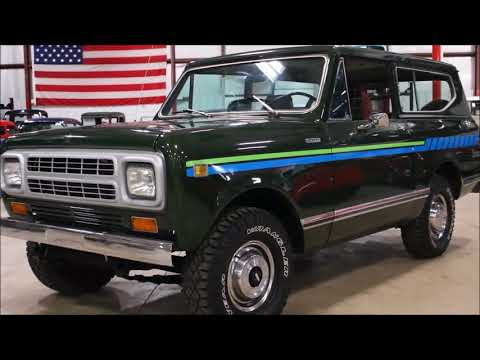 Video of '80 Scout II - MAG7
