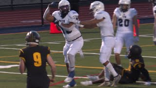 High school football highlights: St. Thomas More 7, St. Frances Academy 5