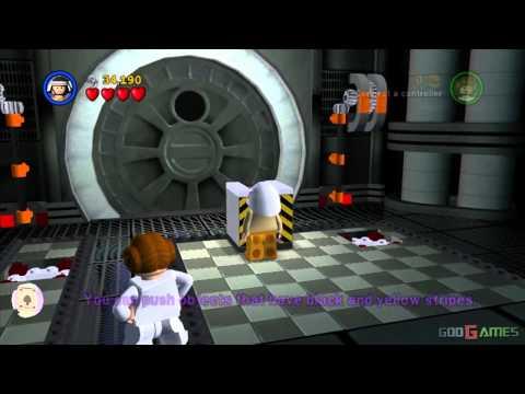 Vidéo LEGO Jeux vidéo XBSWLTO : Lego star Wars II: La trilogie originale XBOX