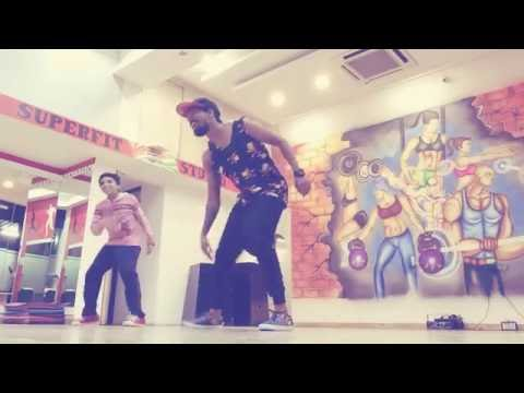 Jingaat_free style_choreography by Trishal@Superfit Dance Studio