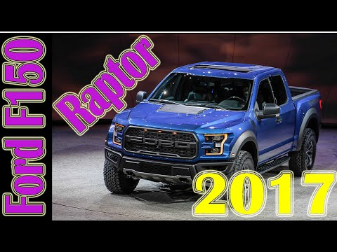 Ford F-150 Raptor 2017 Vs Ford F-150 2015 | Car Always New Videos Update #13