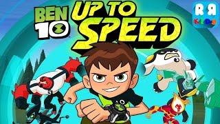 Ben 10: Up to Speed – Omnitrix Runner Alien Heroes (By Cartoon Network) - Gameplay Video