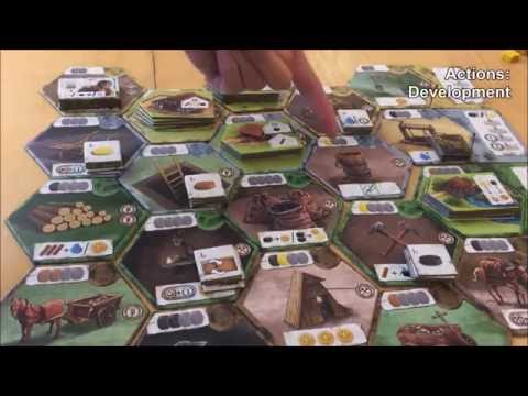 Board Game Blitz: How to Play Haspelknecht