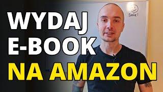 Jak wydać książkę na Amazon Kindle? 📚