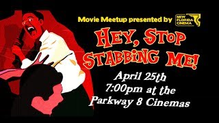 """Hey, Stop Stabbing Me!"" 15th Anniversary Trailer"