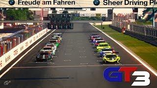 GT Sport - GT3 by GTrs - Race 1-1 Highlights Nurburgring GP