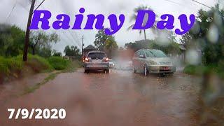 Rain in St.Elizabeth ,Jamaica