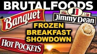 Frozen Breakfast Showdown - Frozen Food Reviews