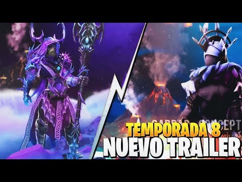 SE FILTRO EL TRAILER DE LA TEMPORADA 8 de FORTNITE? | FORTNITE: Battle Royale