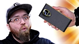 Unboxing The $20,000 Smartphone thumbnail
