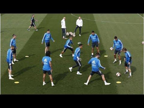 """Zidane: """"No le he dicho a ningún jugador si cuento con él o no para la próxima temporada"""""""