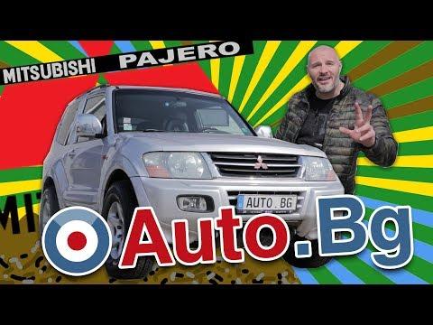 Mitsubishi Pajero v3 - на приключение с джип!