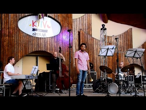 Концерт Dennis Adu Quintet в Киеве - 3