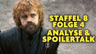 Game Of Thrones   Staffel 8 Episode 4   Analyse & Besprechung   Die Letzten Der Starks