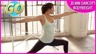 Dancer's Bodyweight Workout for Mobile: 20 Minutes- BeFiT GO by BeFiT