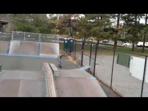 Greenwich Skatepark-BILL PALMER