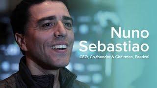 Money20/20 - Nuno Sebastiao, Feedzai - CEO, Chairman and Co-Founder