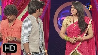 Kerintha - Jabardasth Fame Sudigali Sudheer & Team Performance - 5th September 2016 - ETV Plus