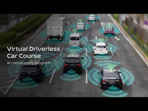 Virtual Driverless Car   AIWS