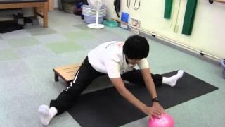 柔軟性を高めて怪我知らずの身体になろう!股関節のストレッチ!