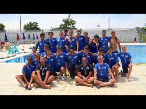 Preview video Campionati Italiani UISP 2018 - Pallanuoto Piombino
