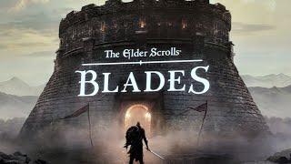 Мобильная версия Скайрима!!! The Elder Scrolls Blades