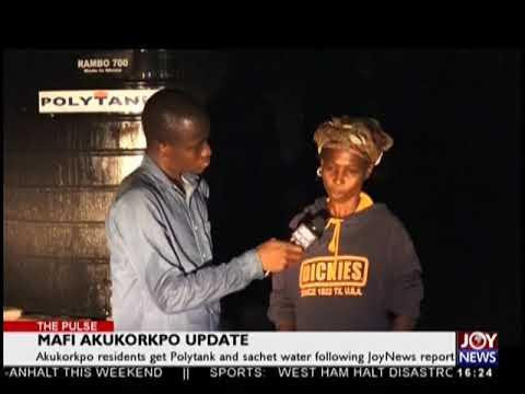 Mafi Akukorkpo Update - The Pulse on JoyNews (17-9-18)