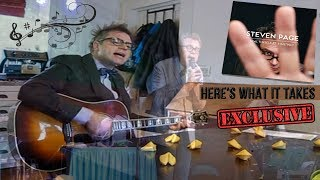 Steven Page - Here's What It Takes (music video)