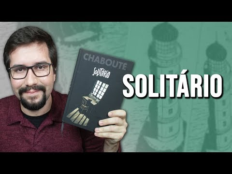SOLITÁRIO, de Chabouté - Resenha   Dicas de Quadrinhos e Mangás #3