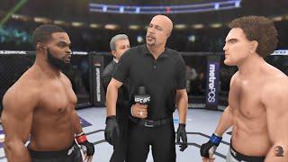 Tyron Woodley Vs Ben Askren | EA Sports UFC 3