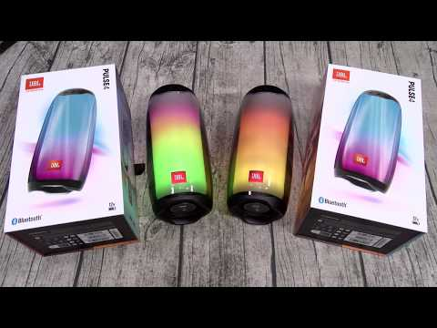External Review Video wCmcA0zxNGc for JBL Pulse 4 Wireless Party Speaker with LED Lighting