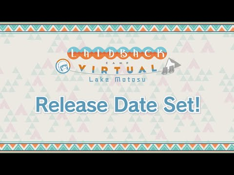 'Laid-Back Camp Virtual Lake Motosu' Based on the Laid-Back Camp Series Releases This Week for iOS, Android, Nintendo Switch, and More