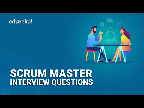 Top 50 Scrum Master Interview Question and Answers | Scrum ...