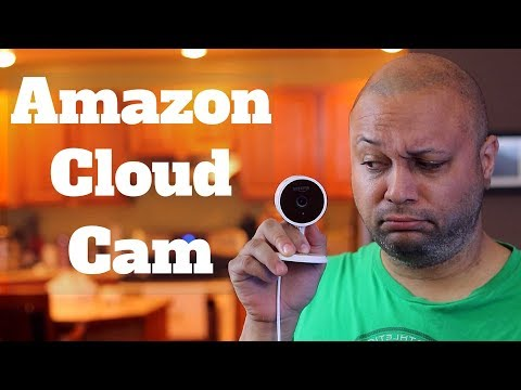 Amazon Cloud Cam Review – Does it make sense in 2018?