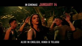 Different Kind Of Soldiers XXx Return Of Xander Cage Tamil