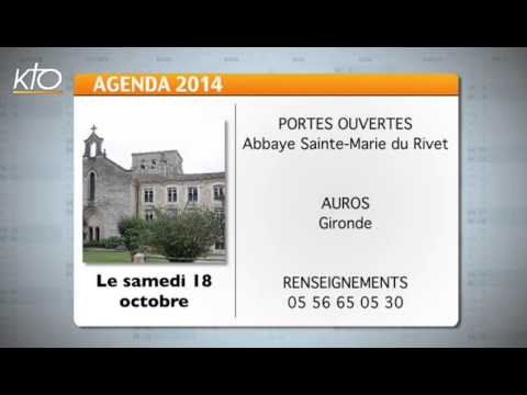 Agenda du 13 octobre 2014